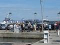 11. Izletniki v pristanišču